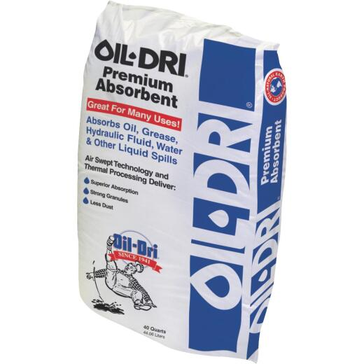 Oil Dri 40 Qt. Industrial Oil Absorbent