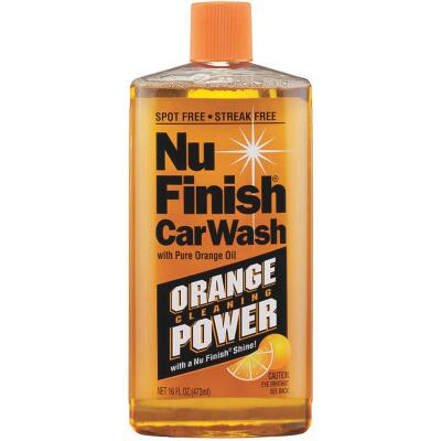 Nu Finish Liquid Concentrate 16 oz Car Wash